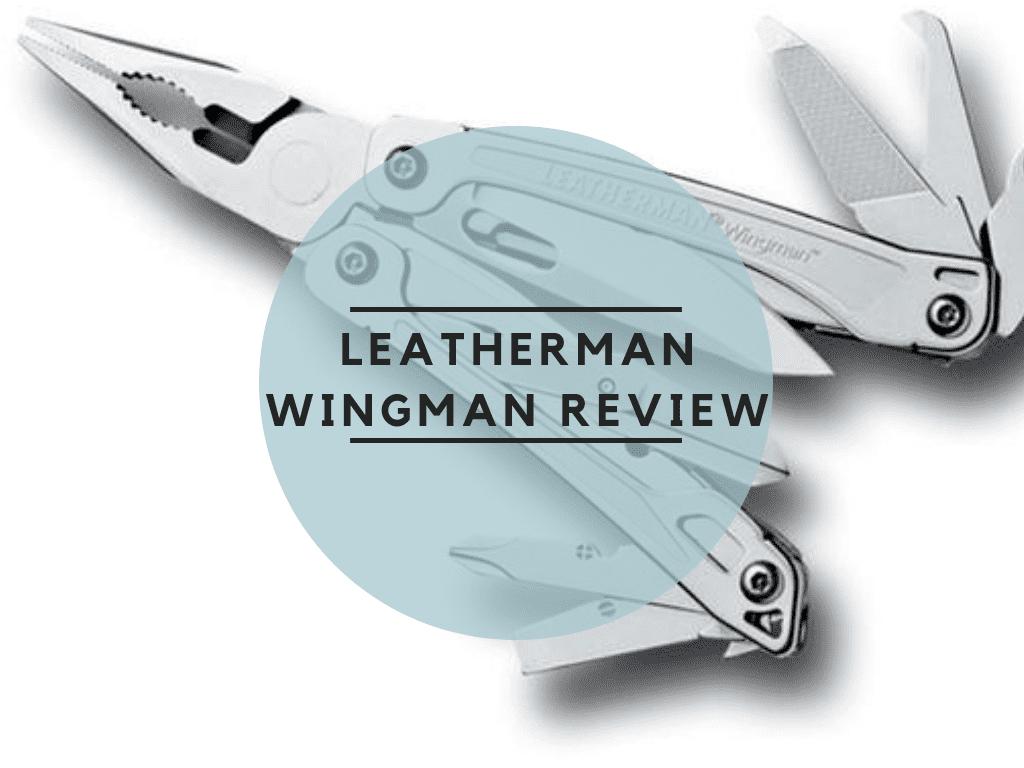 Leatherman Wingman review
