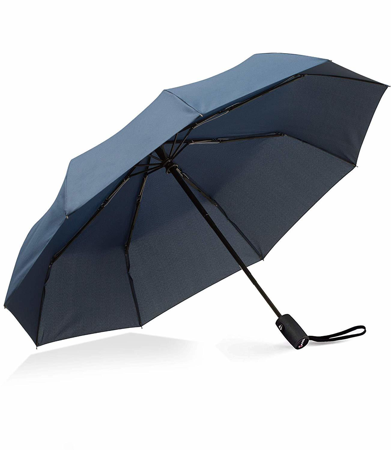 Repel Windproof Umbrella w/ Teflon Coating