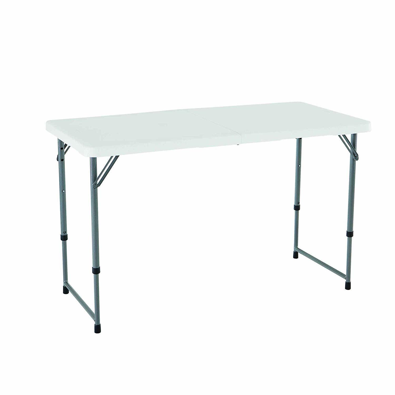 Lifetime Adjustable Folding Utility Table