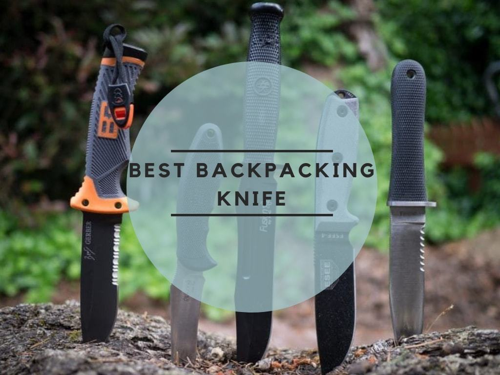 Best Backpacking Knife