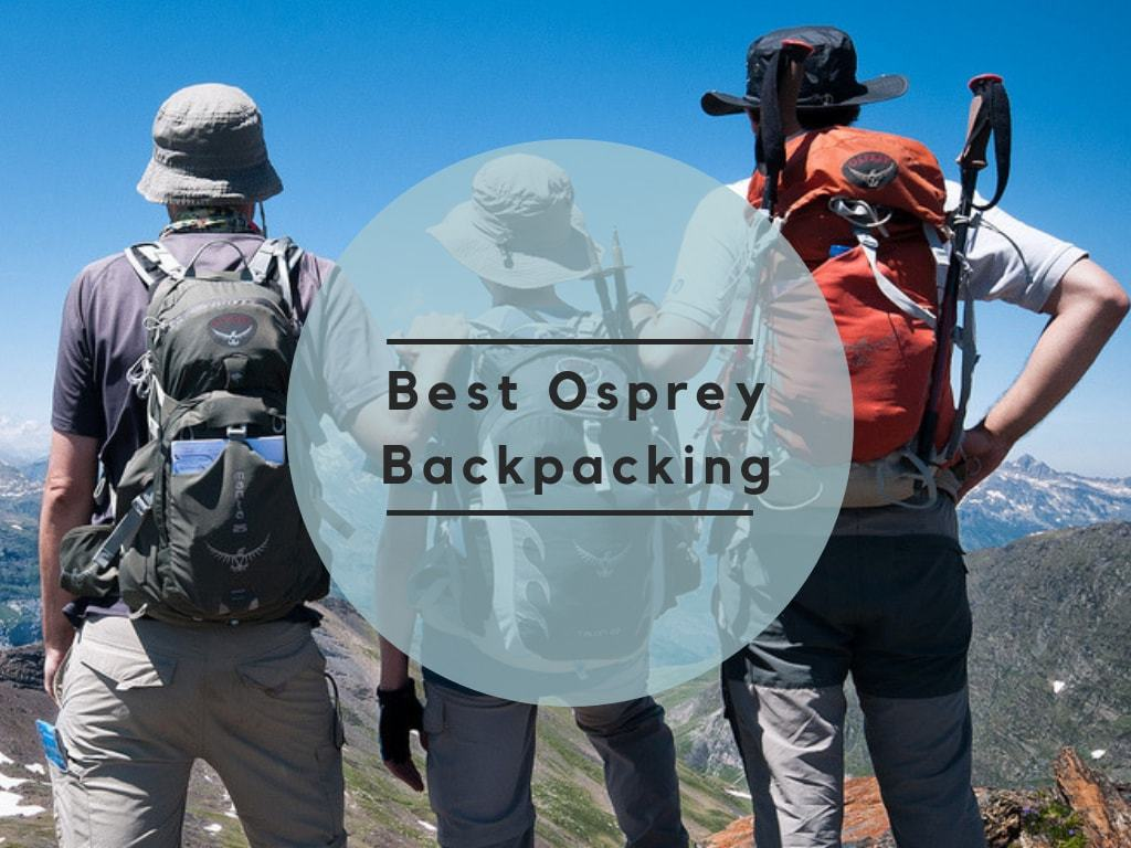 Best Osprey Backpacking
