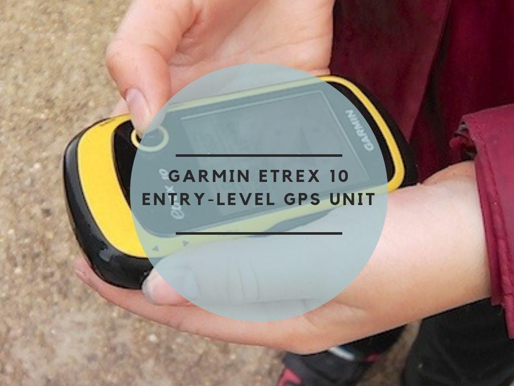 Garmin eTrex 10 review