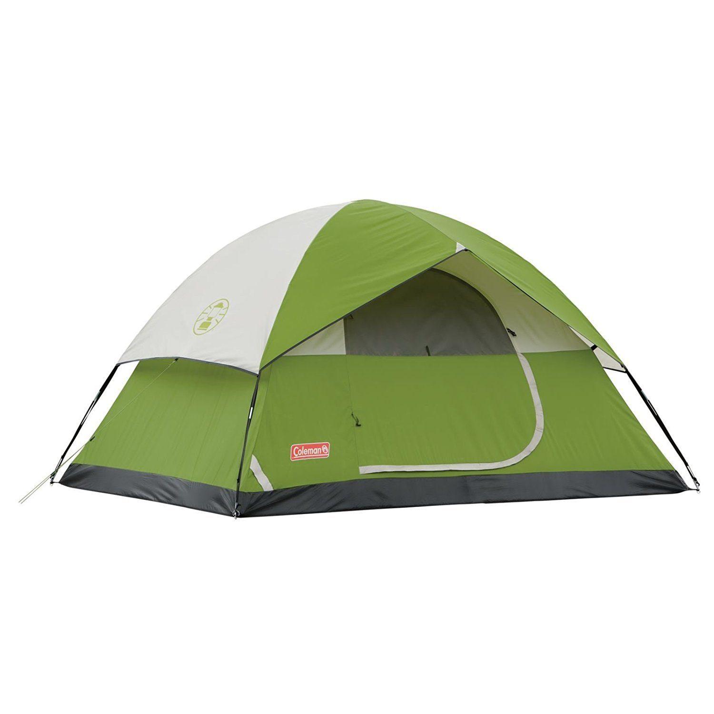 Coleman Sundome 2-4 Person Dome Tent