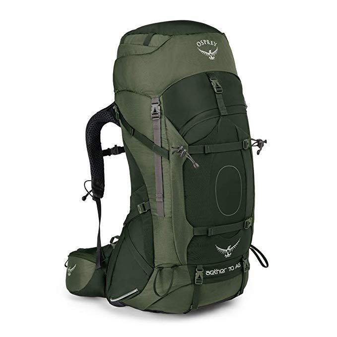 Osprey Aether AG 70 Hiking Backpack