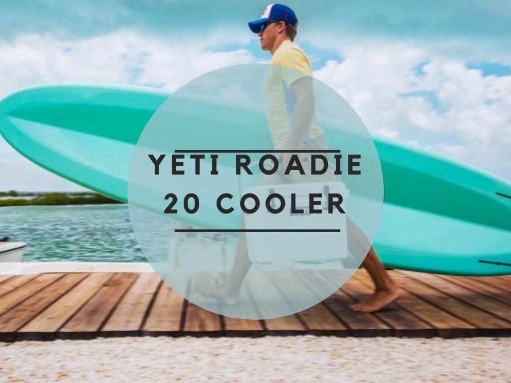 YETI Roadie 20 Cooler review