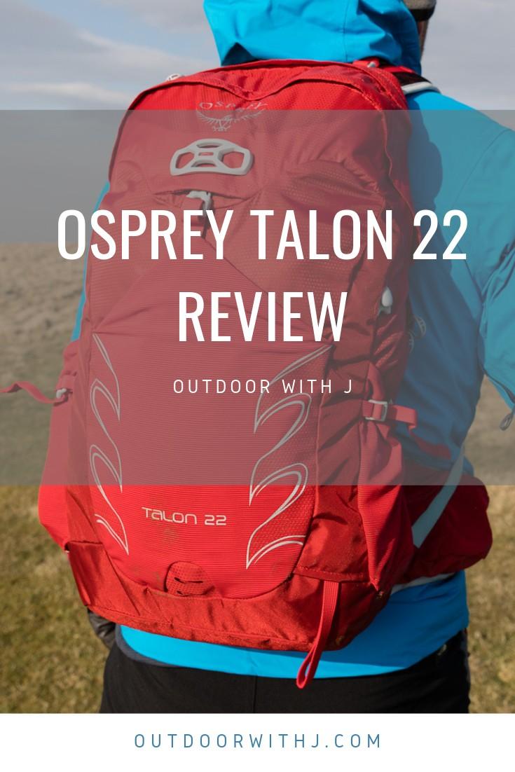 the Osprey Talon 22 Review
