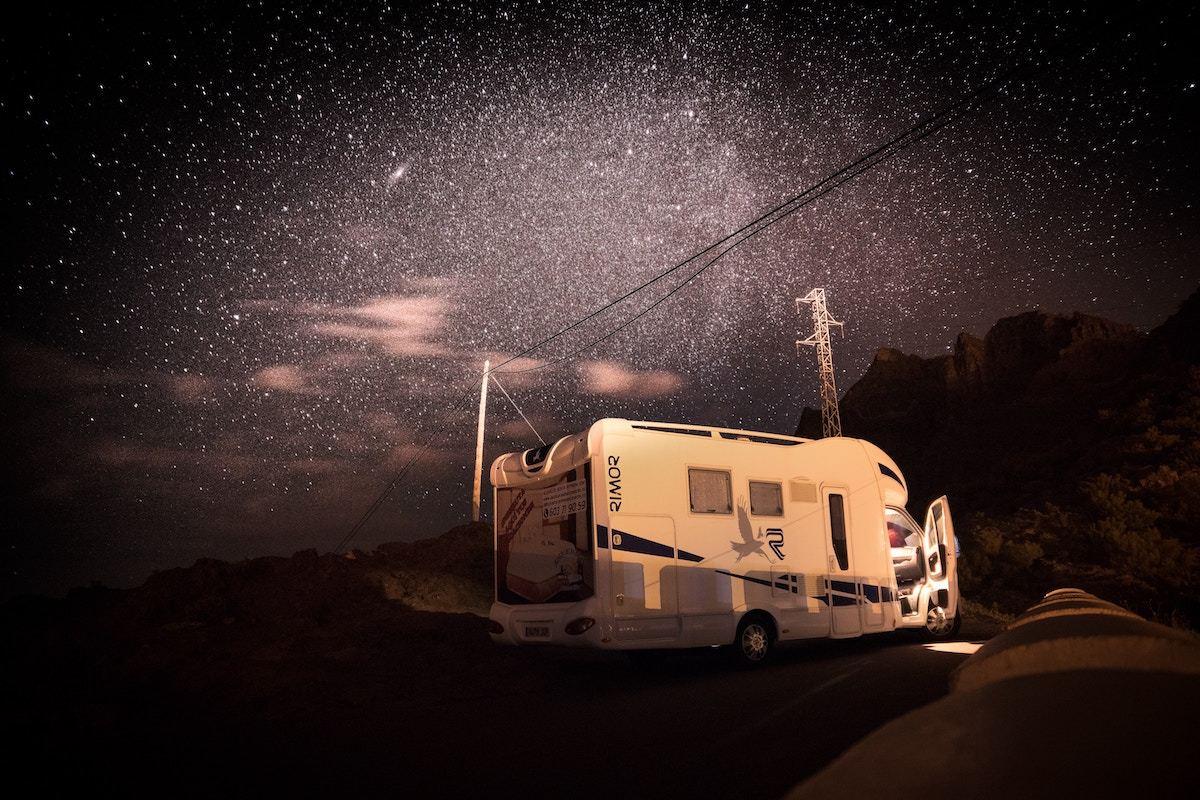 RV camping or car camping