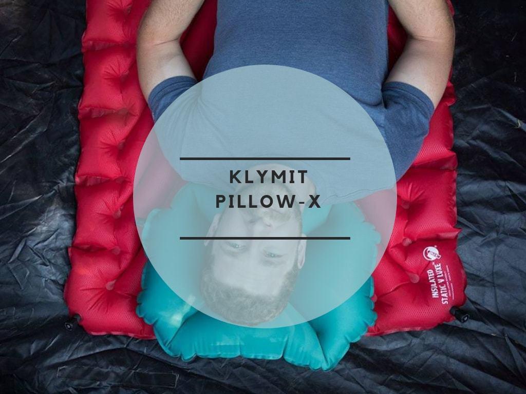 Klymit Pillow-X Review