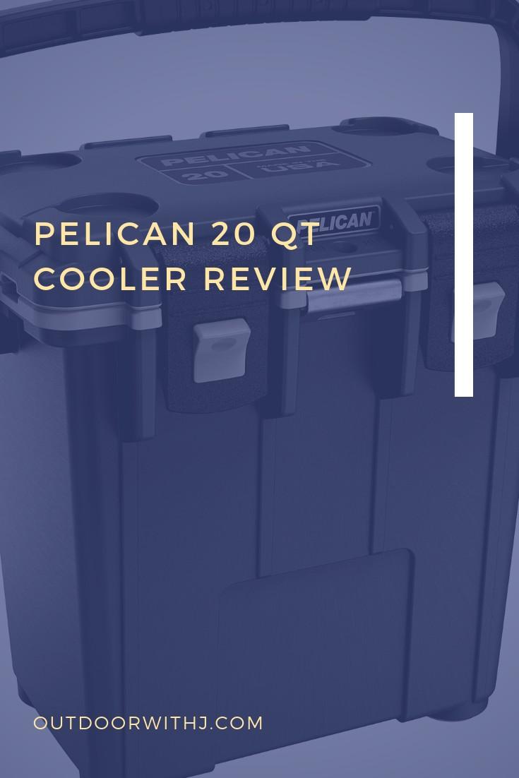 The Pelican 20 QT Cooler Review