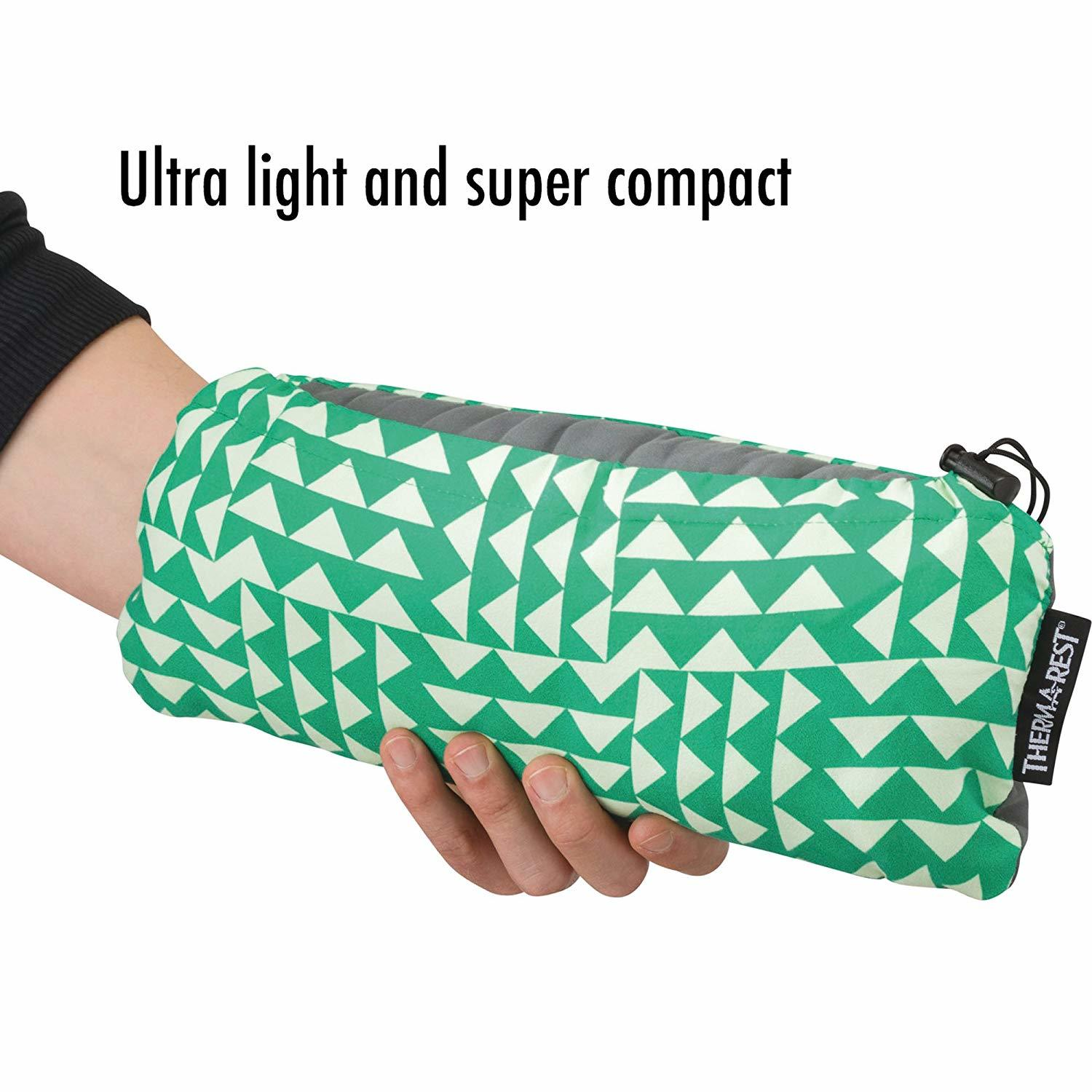 Thermarest Compressible Pillow super compact