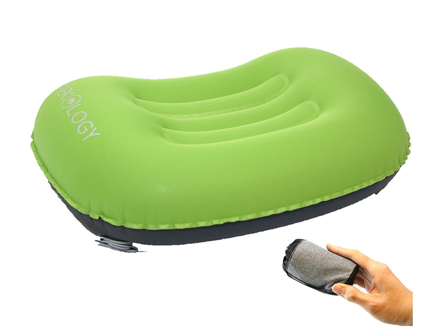 Trekology Ultralight Inflating Travel and Camping Pillows