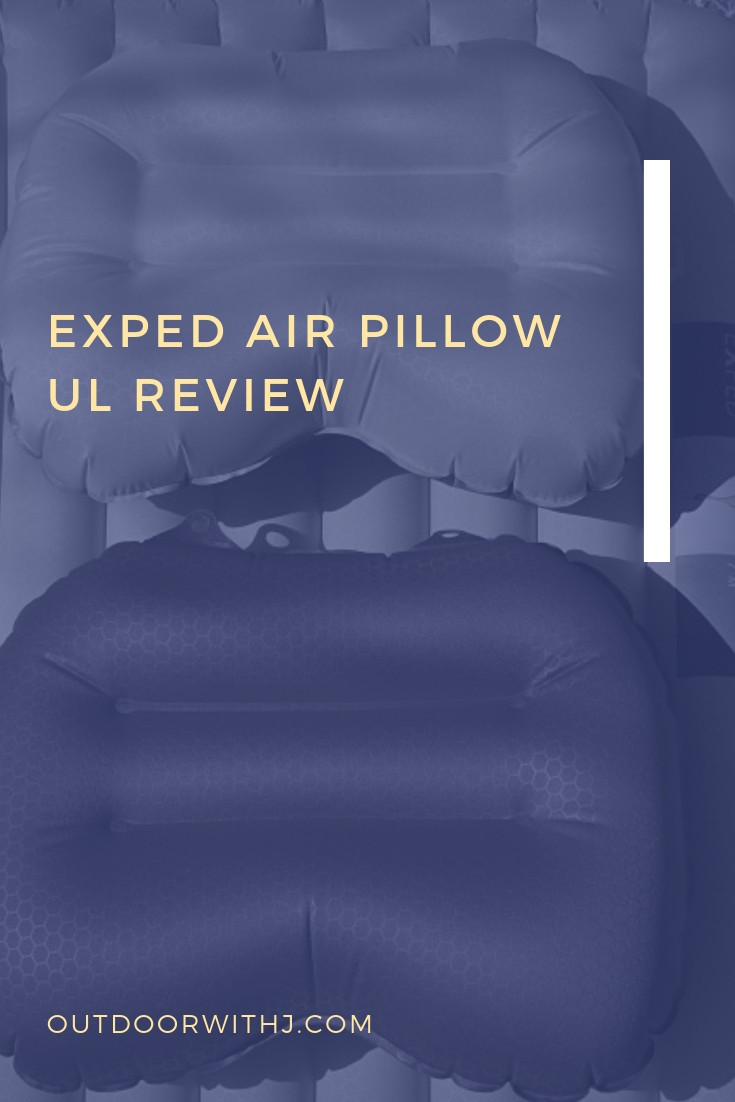 Exped Air Pillow UL Review