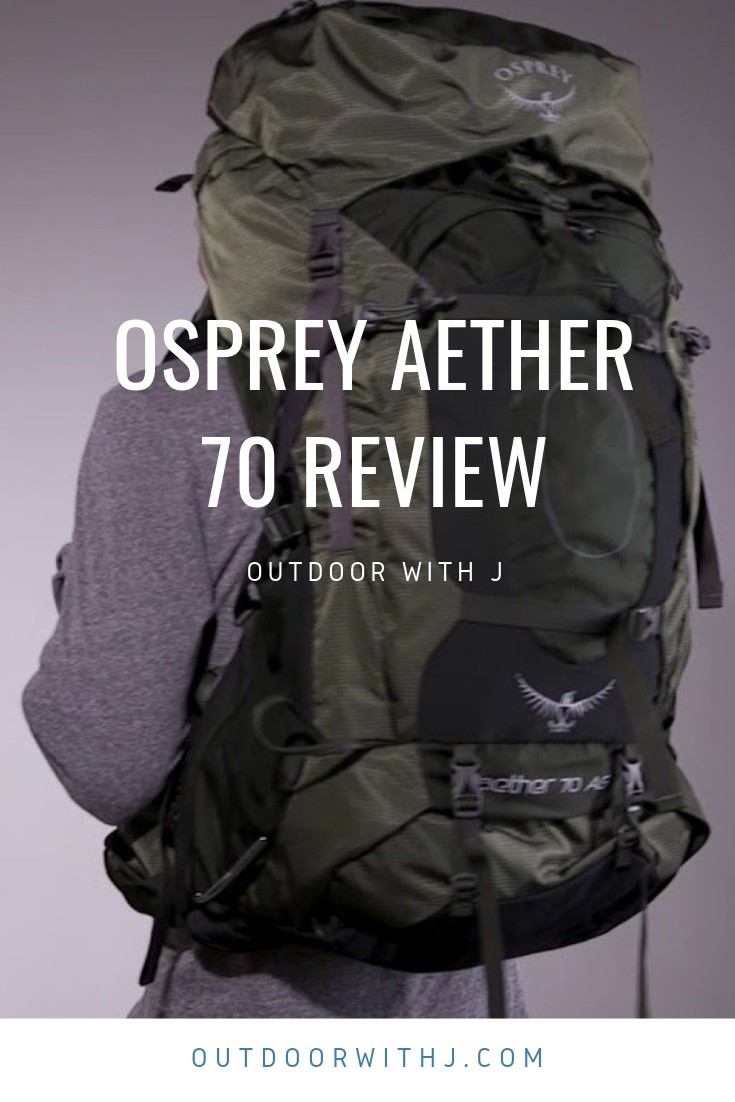 Osprey Aether 70 review