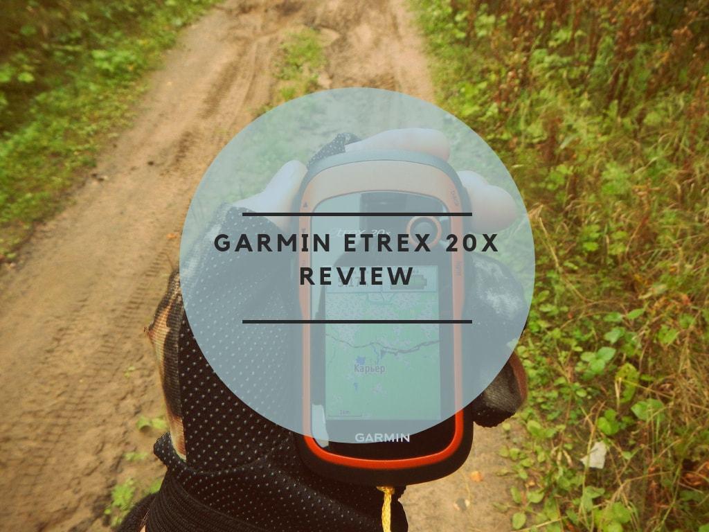 Garmin eTrex 20x Review