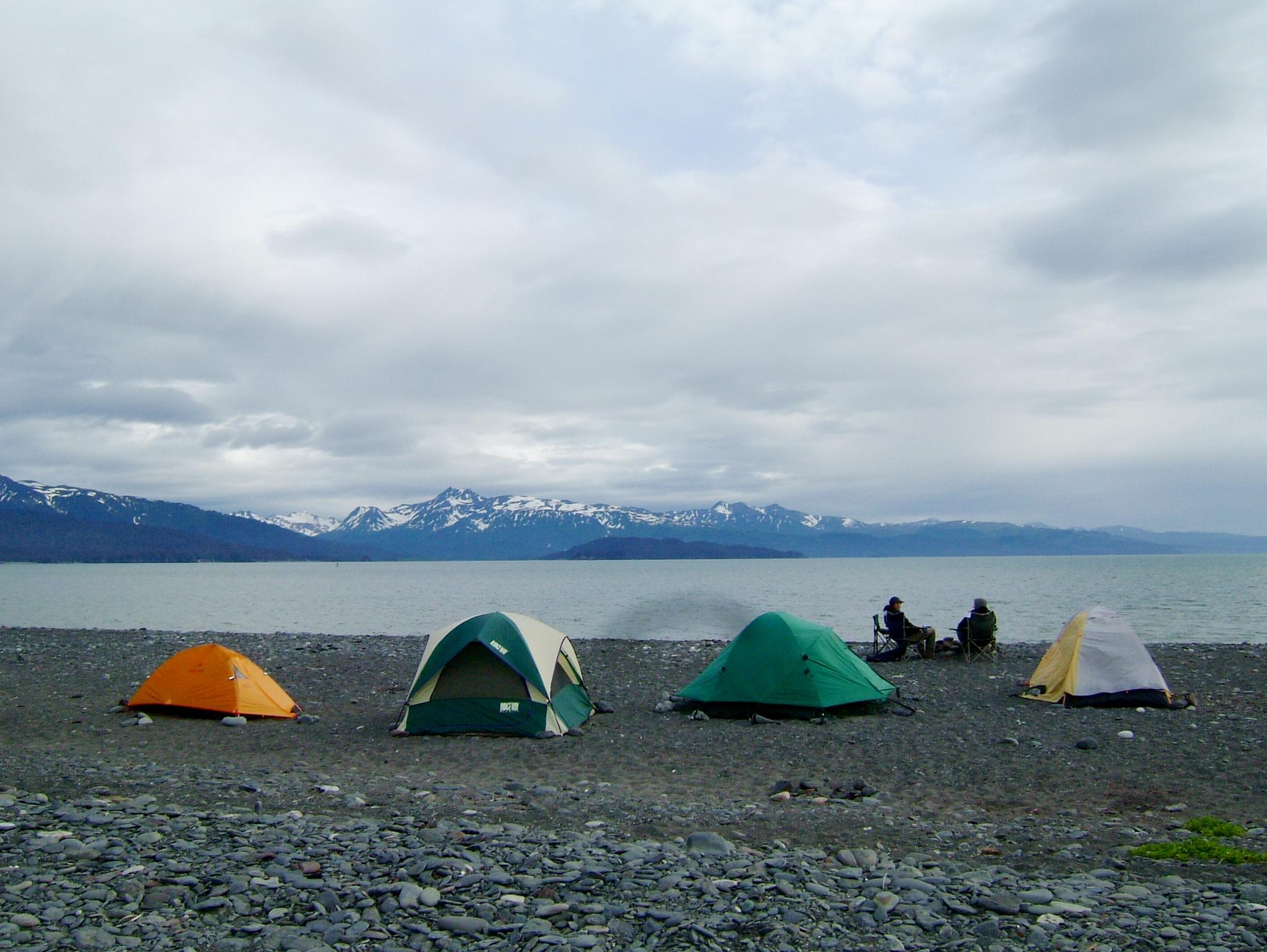 Homer Spit Campground