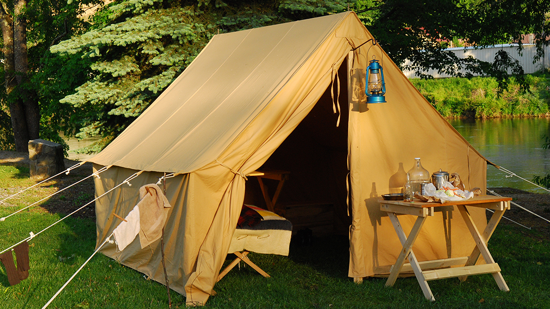 A-Frame and Wedge Tents