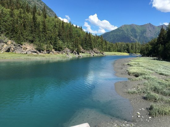 Bird Creek - Chugach State Park