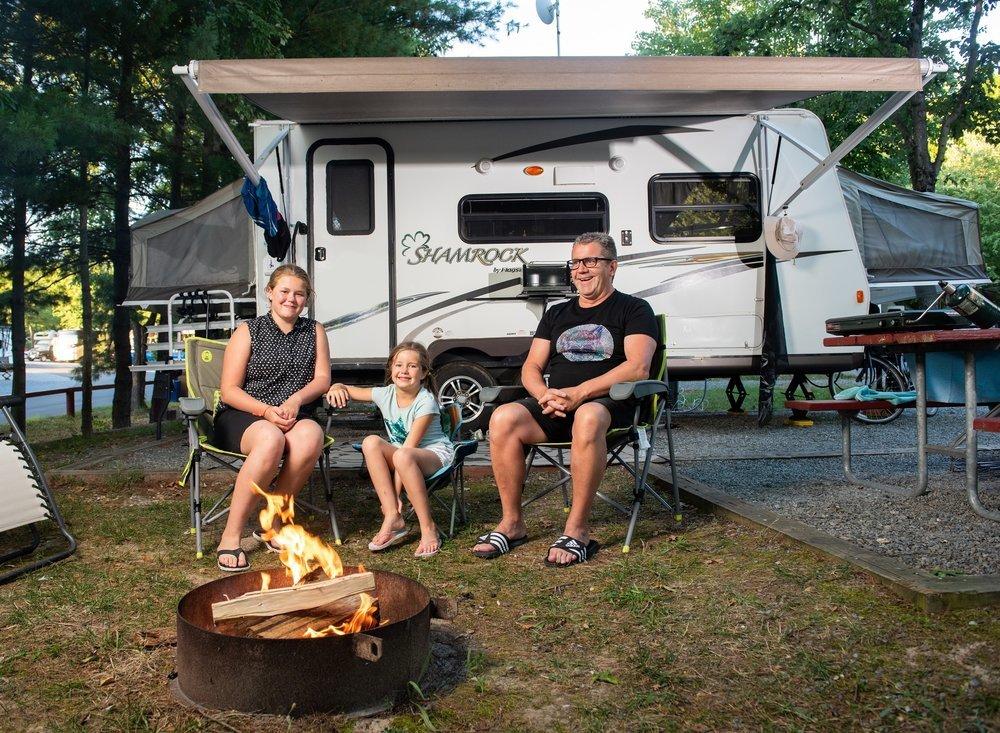 RV/ Van Camping