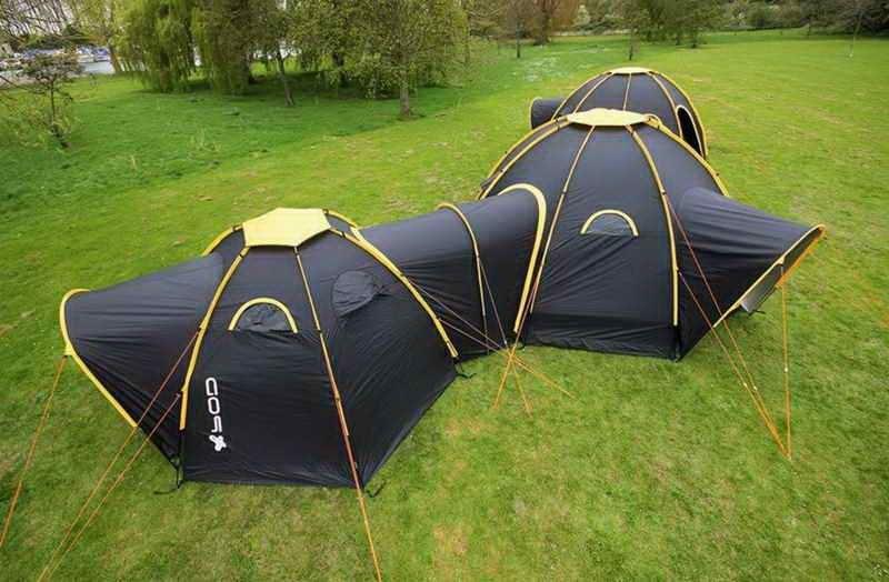 Multi-Room Tents