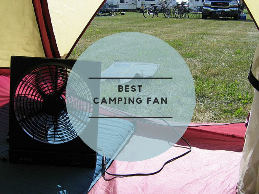 Best Camping Fan