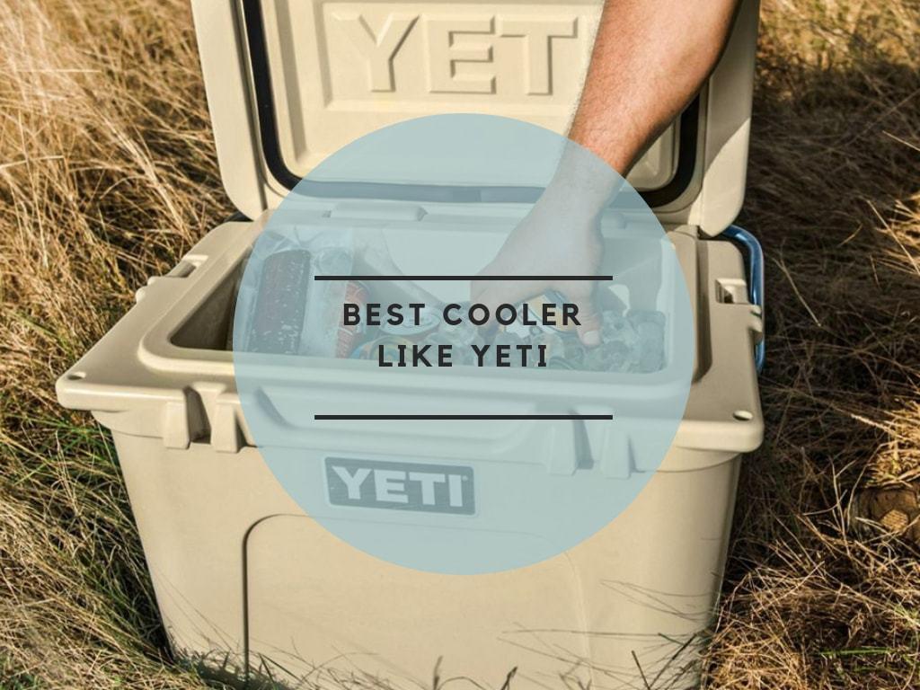 Best Cooler Like Yeti
