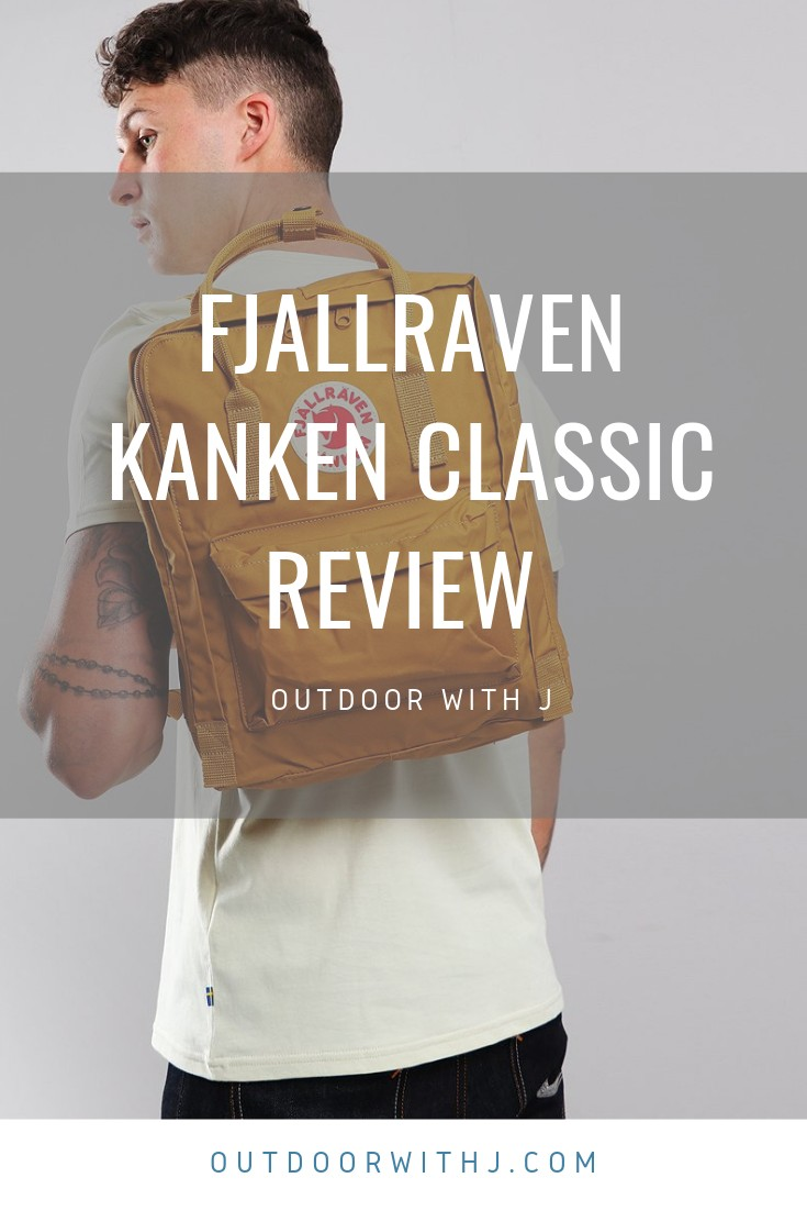Fjallraven Kanken Classic Backpack review