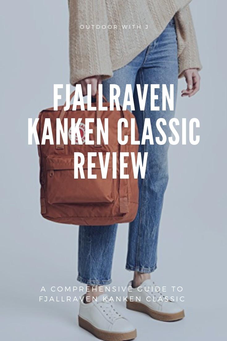 The Fjallraven Kanken Classic Review
