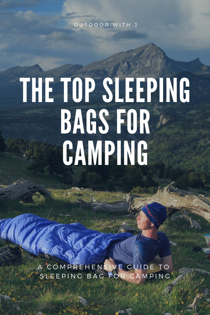The top Sleeping Bag for Camping