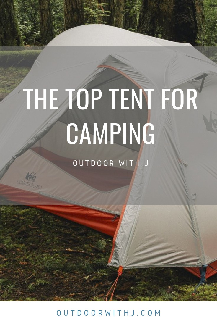 The top Tents For Camping