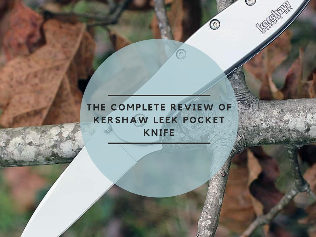 The Complete Review of Kershaw Leek Pocket knife