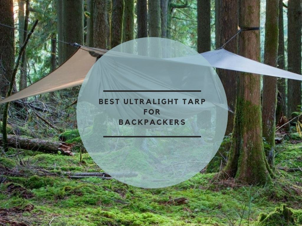 Ultralight Tarp for adventure lovers
