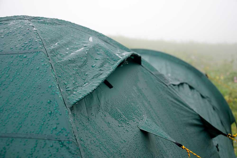 Tent's Urethane Coating
