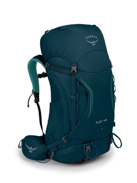 Weight and Materials of osprey kyte 46